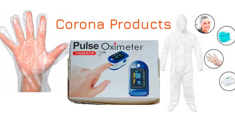 Buy corona products