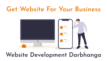 Website development darbhanga