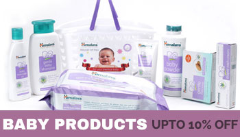 baby products promo