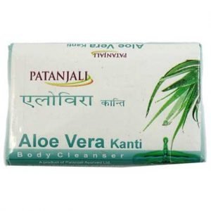 Patanjali-Aloe-Vera-Kanti-Body-Cleanser-Soap