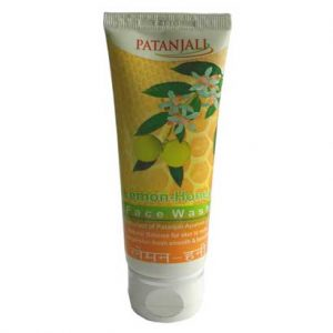 Patanjali-Face-Wash-Lemon-Honey