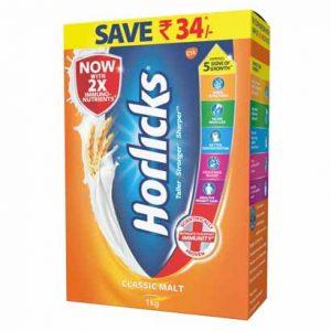 Horlicks Classic Malt Refill Pack