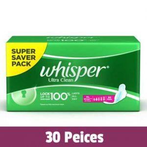 Whisper-Ultra-clean
