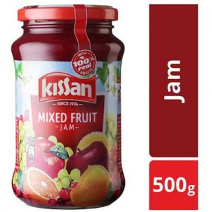 Kisaan-mized-fruit-jam