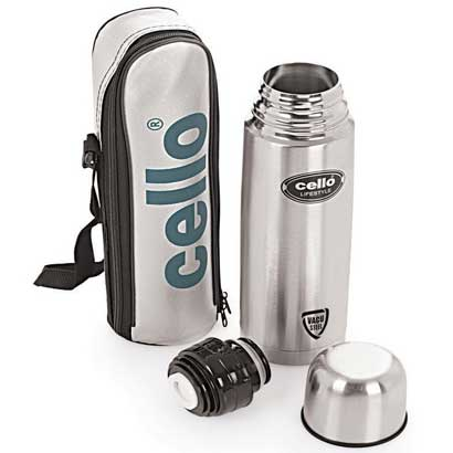 Cello-Stainless-Steel-Flask