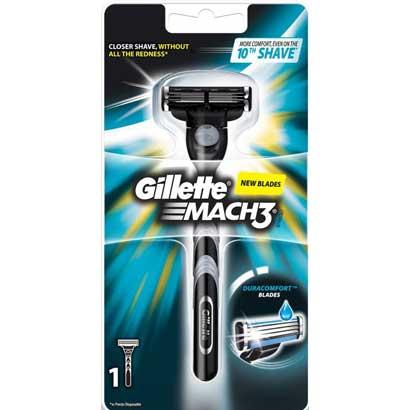Gillette-Mach-3-Razor