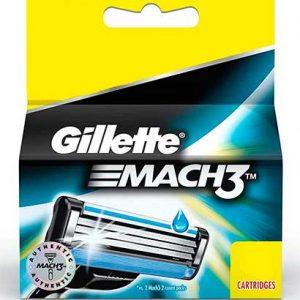 Gillette-Mach-3-Cartridges
